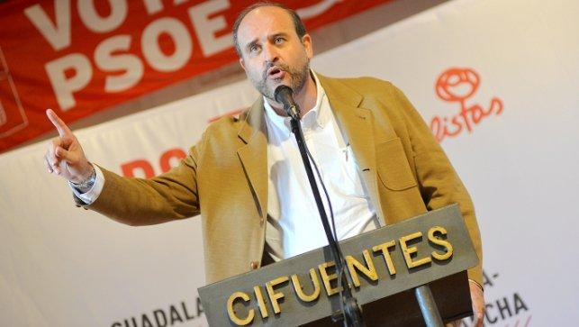 El socialista Martínez Guijarro se suma al discurso del PP de Guadalajara de ir contra la supresión de los pueblos pequeños que propone Ciudadanos
