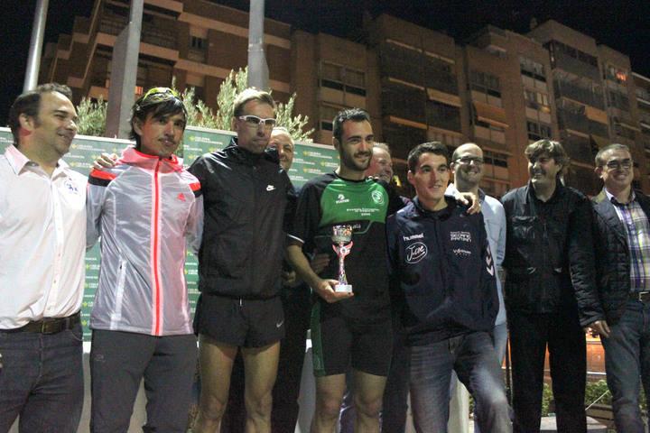 Ricardo Serrano gana la renacida Milla Ciudad de Guadalajara