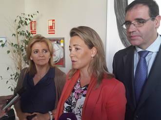 """Merino: """"Page pierde 300 millones de euros para el Desarrollo Rural de Castilla-La Mancha"""""""