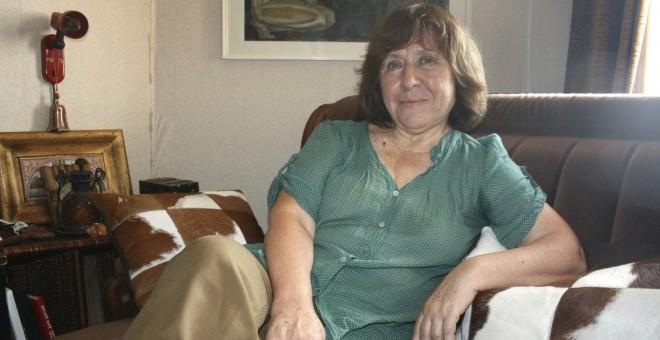 Svetlana Alexievich gana el Nobel de Literatura 2015