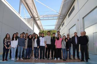 Arranca el 'Noviembre emprendedor' en el Vivero de empresas de Almonacid de Zorita