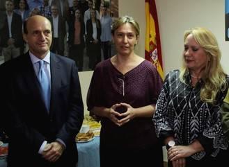 Inaugurada la nueva sede del Partido Popular en Azuqueca de Henares