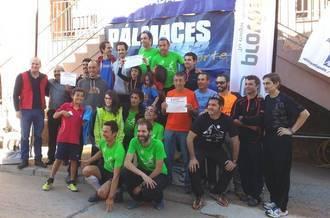 Brillante final en Pálmaces del Circuito de Carreras de Montaña de Diputación
