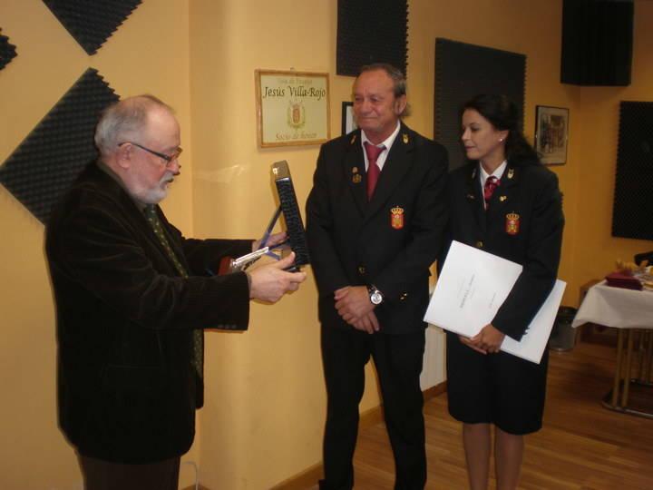 Brihuega homenajea a su compositor Jesús Villa Rojo