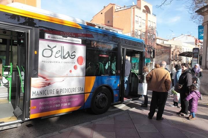 El servicio de autobuses de la capital gana enteros