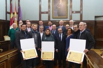 """Latre: """"Los Premios Provincia de Guadalajara han logrado ser referencia en España por su calidad y prestigio"""""""