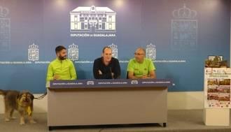 El próximo 29 comienza el VII Circuito Provincial de Canicross Diputación de Guadalajara