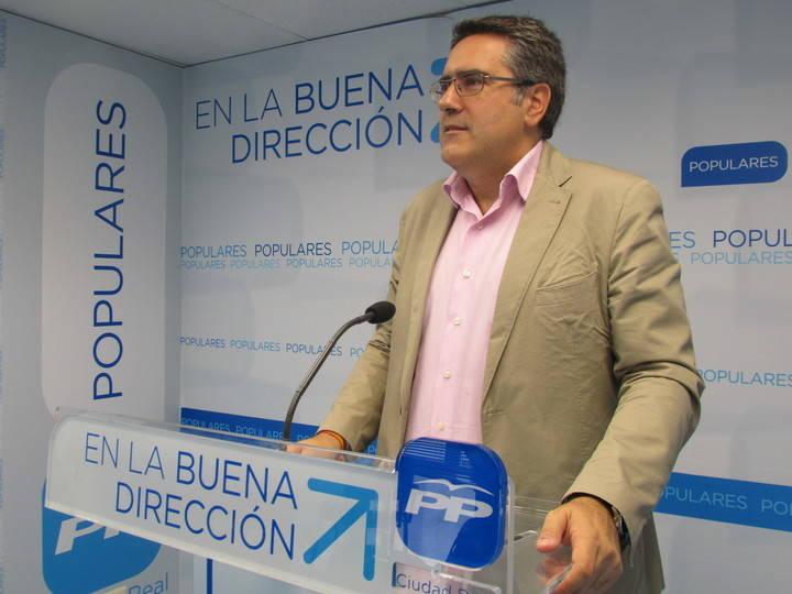 """El PP convencido que el PSOE de Guadalajara """"está roto y gravemente dañado por las luchas de poder"""""""