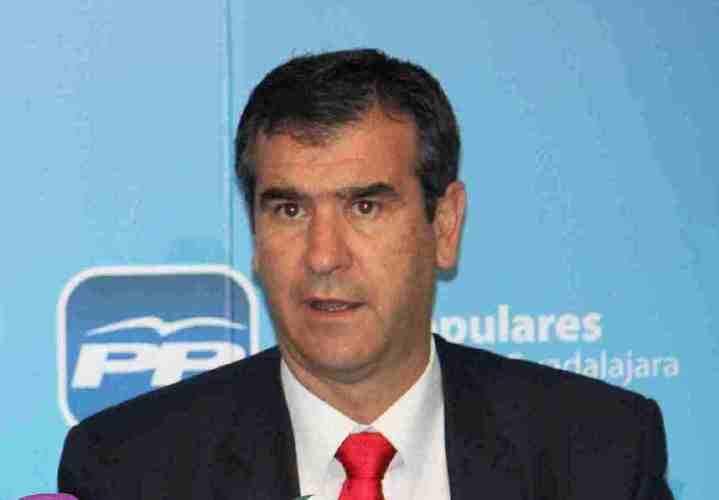 """Antonio Román: """"Reafirmo mi compromiso como alcalde de Guadalajara y anuncio que no concurriré a las elecciones generales"""""""