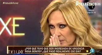 Rosa Benito reaparece en Gran Hermano Vip