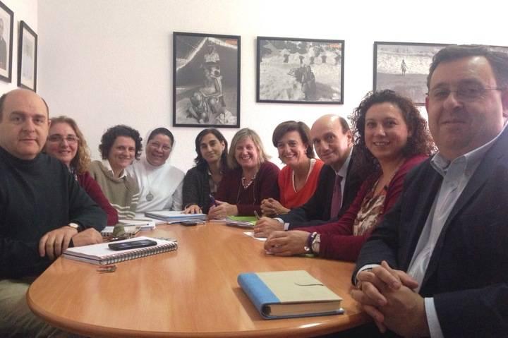 El Partido Popular de Guadalajara se reúne con las organizaciones sociales de la provincia
