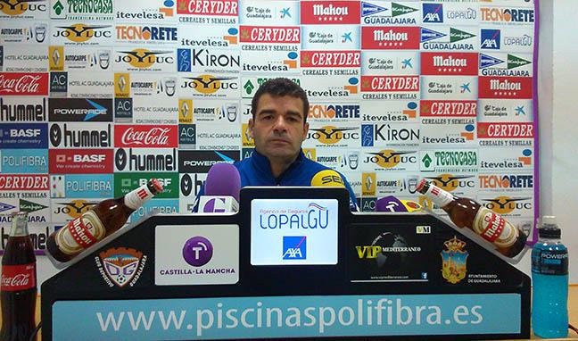 """Manolo Cano: """"Son tres puntos que nos hacen mucha falta"""""""