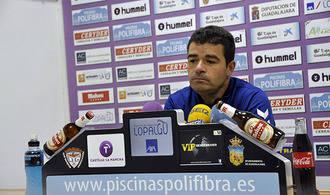 """Manolo Cano: """"Nuestro único objetivo es sumar los tres puntos en cada partido"""""""