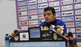 """Manolo Cano: """"Un partido lo cambia todo, el fútbol es cada semana"""""""