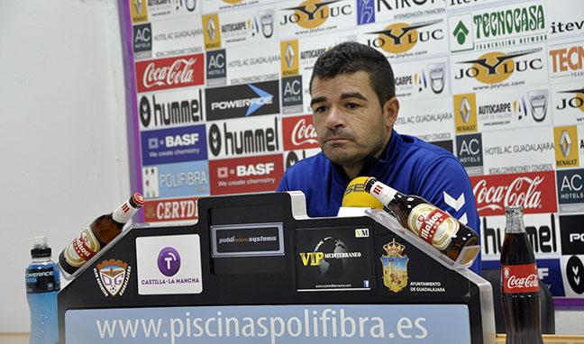 """Manolo Cano: """"Queremos que el equipo recupere sensaciones buenas"""""""