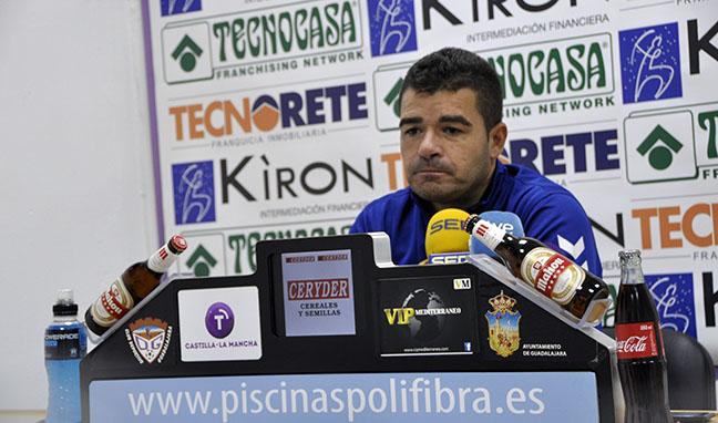 """Manolo Cano: """"Tenemos que intentar seguir sumando puntos fuera de casa"""""""