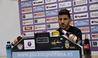 """Manzano: """"Tenemos que ir a La Roda pensando que podemos sacar los tres puntos"""""""