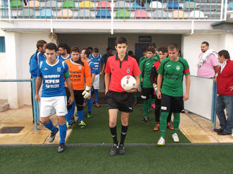 Empate sin goles entre Yunquera y Horche B