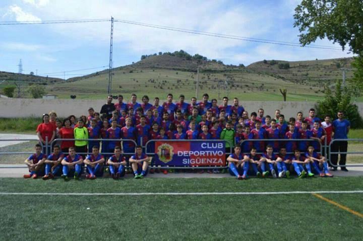 12 goles en La Salceda en un espectacular empate a 6 entre el CD Siguenza y Dínamo Guadalajara