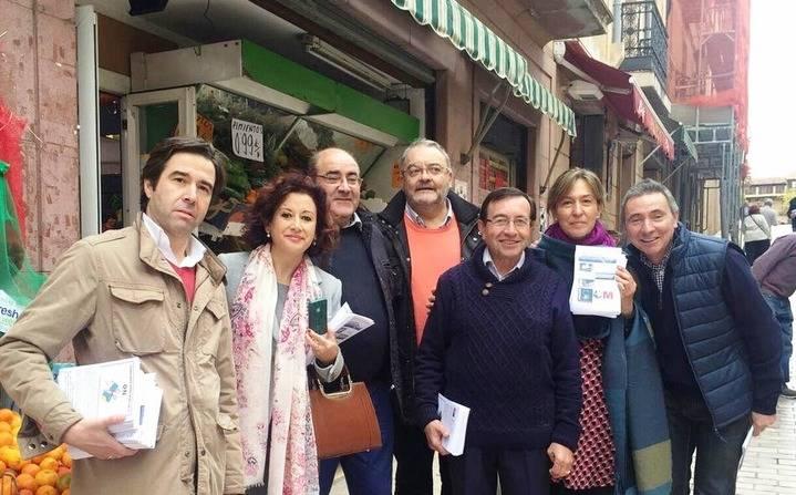 """Guarinos: """"Los vecinos de Sigüenza y toda la provincia piden que luchemos para que Page y el PSOE no nos quiten el derecho a ser atendidos en hospitales de Madrid"""""""