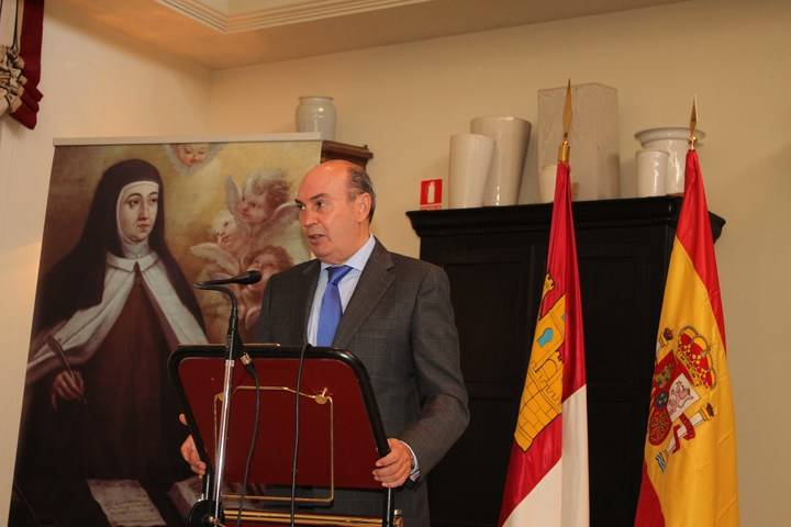 El Museo del V Centenario ya es el homenaje de Pastrana a Santa Teresa