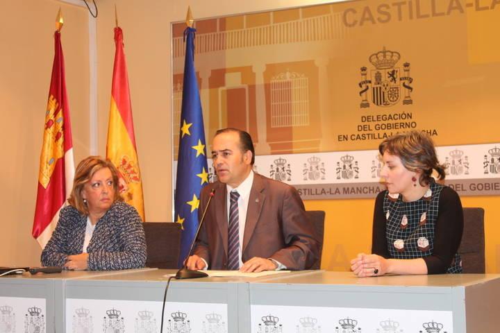 El sistema VIOGEN contra la violencia de género tiene registrados 2.746 activos en Castilla-La Mancha