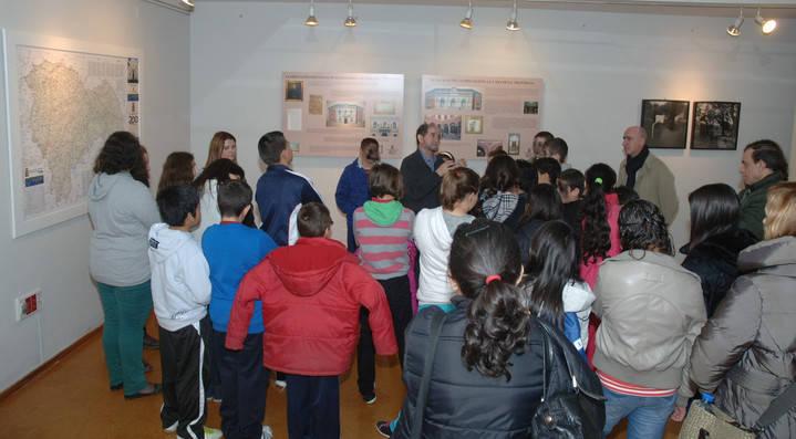 Diputación retoma su programa de visitas guiadas al Palacio Provincial