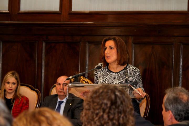 """La candidata de Ciudadanos, Orlena de Miguel, pide """"diálogo y consenso para esta nueva etapa de nuestra democracia"""""""