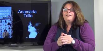 La escritora Anamaría Trillo charlará con sus lectores en la Biblioteca de Guadalajara