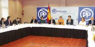 """Guarinos: """"España ha demostrado su capacidad de superación y el PP su gran vocación de servicio"""""""