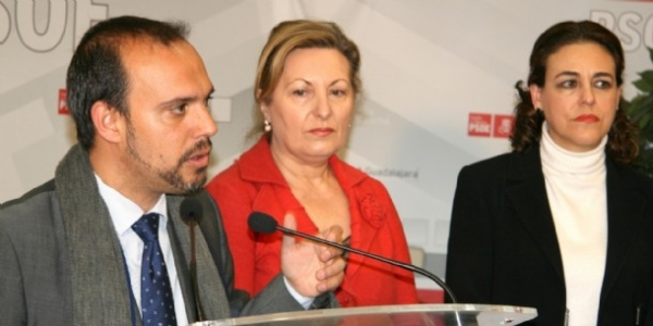 """""""Guerra Abierta"""" en el PSOE de Guadalajara tras quedarse Valerio fuera de la lista al Congreso"""
