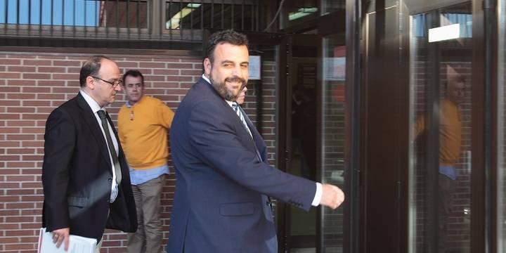 El alcalde socialista de Azuqueca, José Luis Blanco, ante el juez por un supuesto delito de estafa de casi 500.000 euros
