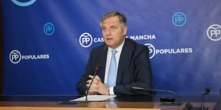 """Cañizares: """"El PSOE ha perdido la oportunidad de conseguir la unanimidad para eliminar los privilegios a Bono"""""""