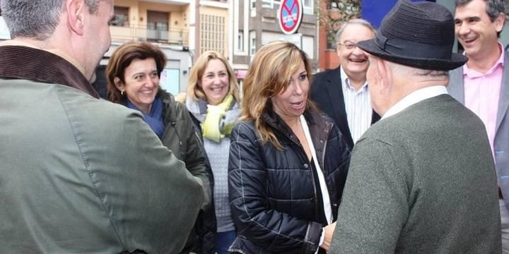 """Alicia Sánchez Camacho en Guadalajara :""""Votar a Rivera es votar a Pedro Sánchez, es decir, es votar al paro y a la ruina que nos encontramos en 2011"""""""