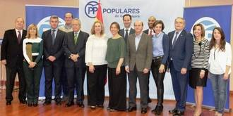 """Guarinos: """"El PP presenta a la mejor candidatura y el mejor proyecto para Guadalajara y para España"""""""