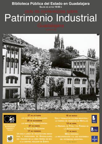 La biblioteca de Dávalos acentúa el valor cultural del patrimonio industrial de Guadalajara