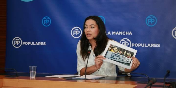 Alonso pregunta a Page si el domingo derivaron a pacientes al hospital de Alcalá, porque no había escáner operativo en Guadalajara