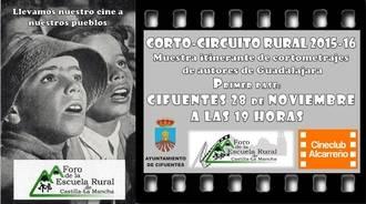 Primer pase del Corto-Circuito Rural 2015-2016 en Cifuentes