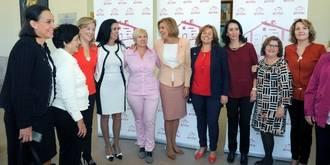 Cospedal valora que el Plan de Promoción de las Mujeres en el Medio Rural promueve y dinamiza la igualdad de oportunidades