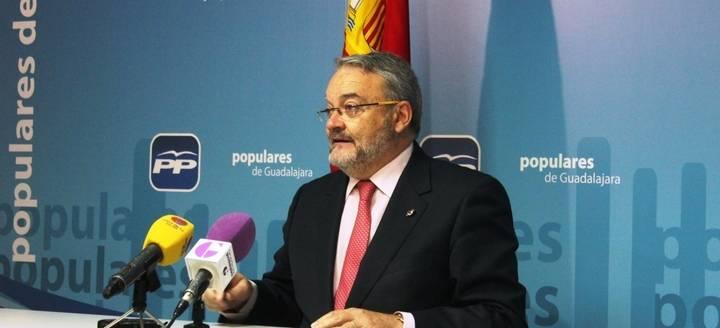 """De las Heras: """"El Gobierno de España, con Rajoy a la cabeza, está adoptando las medidas necesarias para preservar la unidad de España"""""""