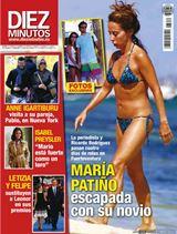 DIEZ MINUTOS María Patiño, escapada a Fuerteventura