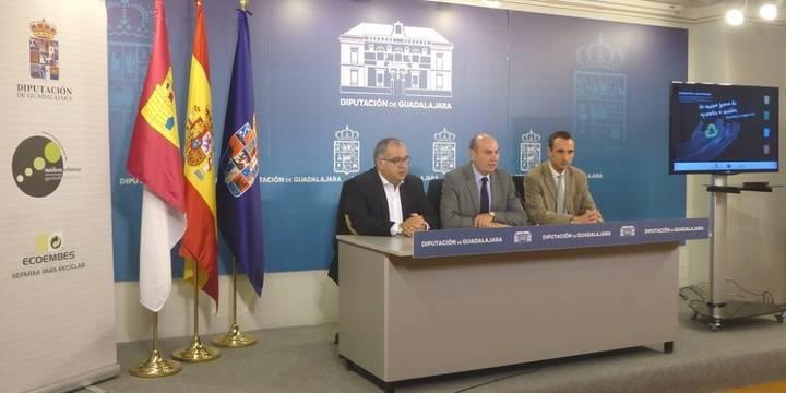 El Consorcio de Residuos de la Diputación inicia una campaña del reciclaje pionera a través de la realidad virtual