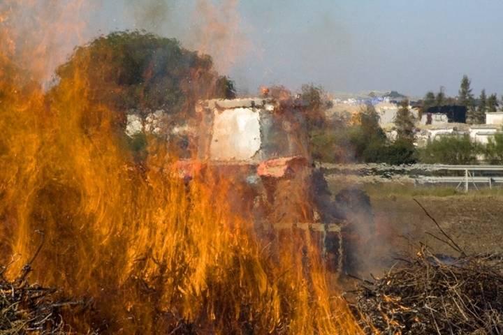 Las malas hierbas hacen que los agricultores de la provincia pidan poder quemar más rastrojos