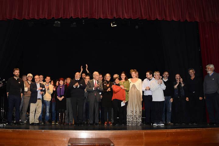 El Teatro Moderno acogió la lectura popular de Don Juan Tenorio