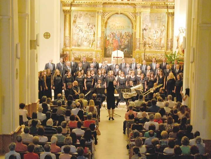 El Coro Ciudad de Guadalajara ofrecerá este sábado un concierto en la Iglesia de Santiago