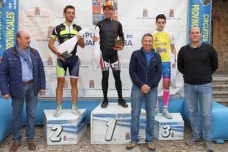 Néstor González repite como ganador de la Escarcha Xtreme de Sigüenza
