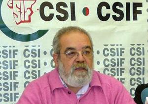 Echan definitivamente a José Luis Gismera de CSIF