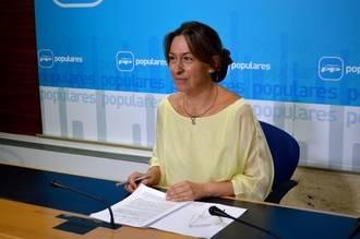 """Ana Guarinos: """"En el debate vimos a un Presidente, a Rajoy, frente a un demagogo populista, Sánchez"""""""