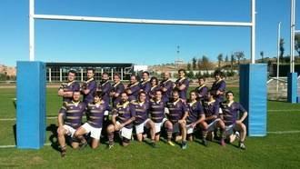 Nueva victoria del Club Rugby Guadalajara en casa
