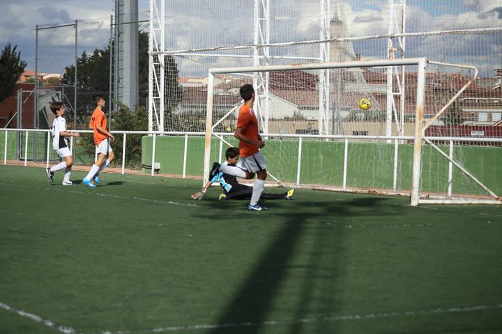 Regresa la Liga de Fútbol 7 de Cabanillas, que alcanza la decimosegunda edición